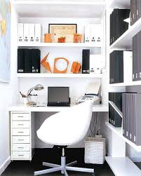 Home office storage solutions small home Small Spaces Home Office Storage Incredible Small Desk Storage Ideas Latest Office Design Inspiration With Images About Small Home Pointtiinfo Home Office Storage Wed Work In This Home Office Any Day Chair
