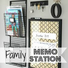 Family Memo Board Grace Lee Cottage Revamped Family Memo Station Part 100 DIY Dry 17