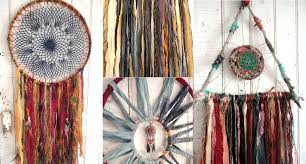 Materials For A Dream Catcher bohemian dream catcher Archives TNBC designs hand crafted from 32