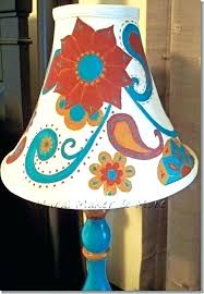 painted lamp shades awesome painted lamp shades or painted lamp and lampshade doodles painted lamp shades painted lamp shades