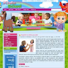 Free Templates For Kids Download Free Dd Kids School Joomla Template