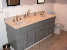 Refinish Bathroom Countertop Diy Resurface Bathroom Vanity Top Bummer Diy Concrete Vanity