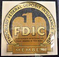 Insured accounts include negotiable orders of withdrawal (now), money market deposit accounts (mmda), checking and savings accounts, and certificates of. Federal Deposit Insurance Corporation Wikipedia