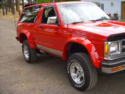 Chevyhickkid 1991 Chevrolet S10 Blazer's Photo Gallery at CarDomain