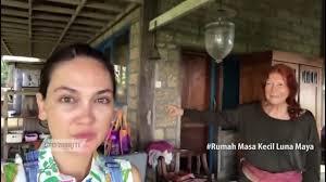 Video ml luna maya dan ariel (ii). Ayo Lihat Rumah Masa Kecil Luna Maya Di Bali