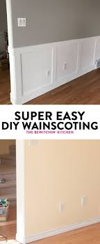 Tall Wainscoting best 25 wainscoting dining rooms ideas dining room 1918 by xevi.us