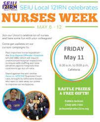 Raffle Prizes Free Gifts At Our Nurses Week Celebration