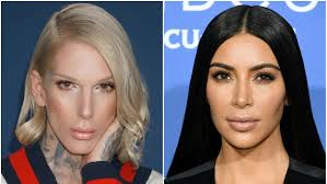 Also by request, i'm not wearing any cont. Jeffree Star References Trump On Social Media Following Kim Kardashian Apology Teen Vogue