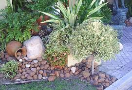 Small Picture Garden Ideas With Stones Landscape Rocks And In The Decor