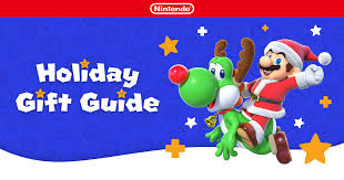 Nintendo Holiday Gift Guide 2019 - Home
