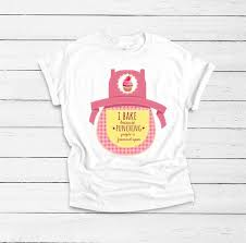 Shirtpunch Size Chart Funny Baking T Shirt Punch In The Face Funny Mom Shirt Mom Gifts Sister In Law Gift