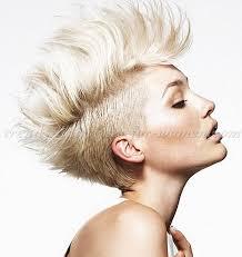 Hairstyle Short Women short hairstyles short punk hairstyle for women trendy 8987 by stevesalt.us