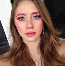 Milk 1422 Face Chart Inspired Makeup What Do You Think Guys