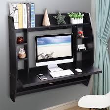 yescom wall mounted floating computer