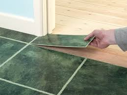 30 great ideas and pictures of self adhesive vinyl floor tiles for install tile over vinyl flooring bathroom