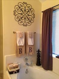 Bathroom Towel Ideas Best Hanging Bath Towels Ideas On Towel With