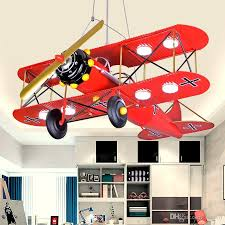 modern painted metal plane kid s bedroom pendant lamp led boy s study room ceiling lights creative iron helicopter ceiling hanging lamps kid bedroom pendant