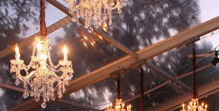 go forth and dazzle with chandeliers