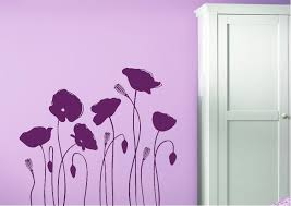 poppy wall stickers and vinyl decals products poppies 03 on poppy wall art stickers with poppy wall stickers wallartdirect uk