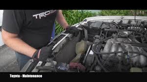 Toyota 4Runner how to replace radiator - YouTube