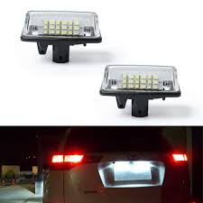 Toyota Camry License Plate Light Replacement 2002 Toyota Camry License Plate Light Replacement Pogot