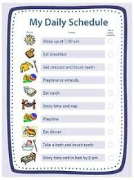 Toddler Schedule Chart Details About A5 Children S Daily Schedule Reward Chart Includes Smiley Face Star Stickers