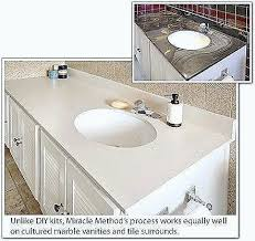 spray paint bathroom new best painting laminate s images on countertops tile