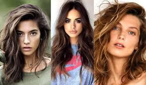Trendy 2019 Vlasy Barvy Střihy účesy A Samozřejmě Doplňky Ourlive