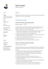 Vet Tech Resume Samples 60 Veterinary Technician Resume Templates Vet Tech Resume Samples 54