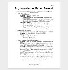essay outline templates samples examples and formats  sample argumentative essay outline for pdf