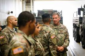 us army new us army chief of staff talks warfare force structure