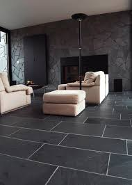 Slate For Kitchen Floor 12x24 Tile Natural Stone Bathroom Black Natural Slate Flooring