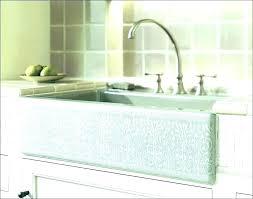 kohler cast iron farm sink used elegant grey with kitchen sinks farmhouse dimensions cast iron white
