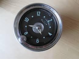 1954 Chevrolet Clock 150, 210, Bel Air Chevy Classic Car Clock ...