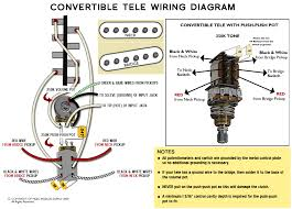 telecaster 3 way convertible wiring diagram