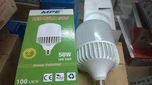 bóng đèn led 50w mpe Chất Lượng, Giá Tốt 2021