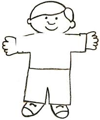 Flat Stanley Printable Flat Stanley Template And Letter Commerce Library Kids
