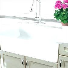 farmhouse sink accessories ideas cost costco farm soapstone