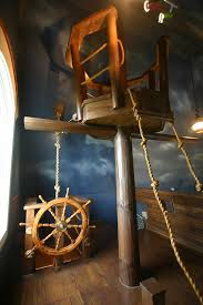 the ultimate pirate ship bedroom