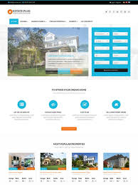 real state template real estate broker website templates realtor web template