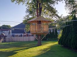 New Treehouse Plans for DIY ers Build Your Own Treehouse this