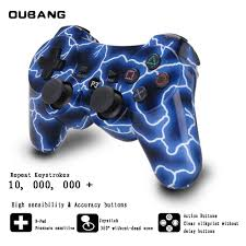 Amazon.com: PS3 Controller Wireless Dualshock3 Joystick - OUBANG Upgrade  Version Best PS3 Games Remote Bluetooth Sixaxis Control Gamepad Heavy-duty  Game ...