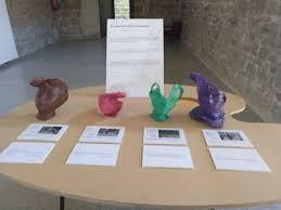 10/07/2019 Exposición «Las mujeres de la Ronda de Sant Antoni» de  Iván-Oliver A.P. | Castell de Concabella - Plans de Sió, La Segarra. Lleida  - Catalunya.