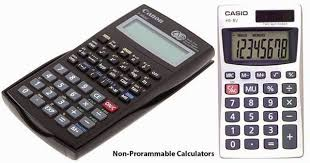 how to identify calculator is programmable or non programmable  how to identify calculator is programmable or non programmable calculator