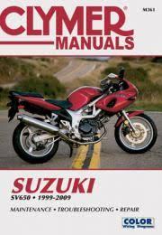 sv650 series motorcycle 1999 2009 service repair manual suzuki sv650 series motorcycle 1999 2009 service repair manual