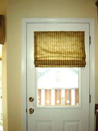 window treatments for doors window treatments for doors with half glass window treatments for doors with