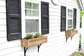 build a window planter box window boxes how to build outdoor window planter boxes build window box planter easy