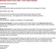 Sample Bartender Resume No Experience   Easy Resume Samples diaster   Resume And Cover Letters
