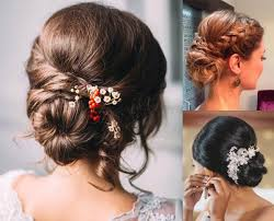 Hair Style Low Bun romantic low bun wedding hairstyles 2017 hairdrome 3505 by wearticles.com