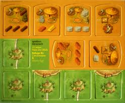Game With Stones And Wooden Board Stone Age The New Huts Prehistoric Boardgames Pinterest 12